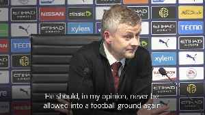 Managers condemn alleged racial abuse during Manchester derby [Video]