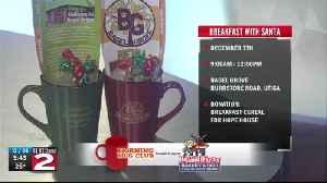 Mug Club: Bagel Grove Breakfast with Santa [Video]