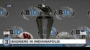 News video: Badgers vs. Buckeyes: Head coaches discuss Big Ten Championship match-up