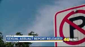 SEXUAL ASSAULT REPORT RELEASED [Video]