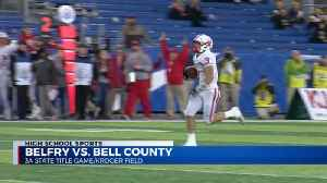 Pikeville, Belfry win state football titles [Video]
