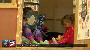 NY Mills pajama collection [Video]
