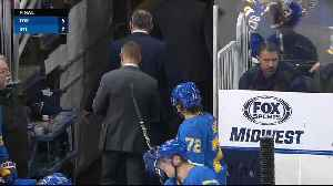 St. Louis Blues vs. Toronto Maple Leafs - Game Highlights [Video]