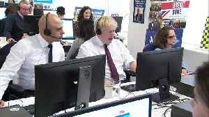 Boris Johnson and Sajid Javid hit the phones [Video]