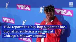 Rapper Juice Wrld Dead at 21 [Video]