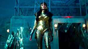 Wonder Woman 1984 with Gal Gadot - Official Trailer [Video]