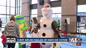 Event serves families of homicide victims [Video]