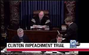 Wisconsin native presided over impeachment trial [Video]