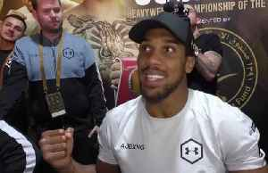 Joshua: 'It's brilliant when a plan comes together'; Brit ready for any challenge after defeat of Ruiz