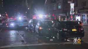 7 Injured In Multi-Car Accident In NYC [Video]