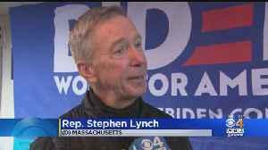 Rep. Stephen Lynch Endorses Joe Biden For Democratic Presidential Nomination [Video]