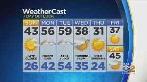 New York Weather: CBS2 12/7 Nightly Forecast at 11PM [Video]