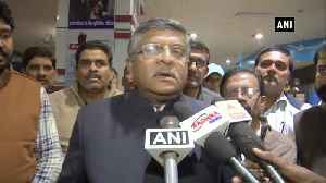 RS Prasad appeals state machineries for speedy justice to minor rape victims [Video]