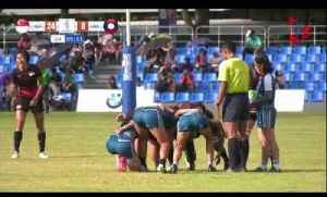 LIVE: 30th SEA Games 2019 Rugby 7s Women's & Men's Playoffs (8 December 2019) [Video]