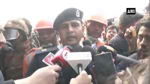 Delhi Fire Rescue Operations underway says NDRF [Video]