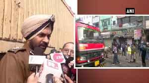 Delhi fire Case transferred to Crime Branch, informs Police PRO [Video]