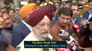 Need to develop illegal, unauthorized colonies Hardeep Singh Puri on Delhi fire [Video]