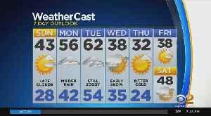 New York Weather: 12/8 CBS2 Morning Weather Headlines [Video]
