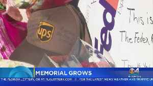 Memorial Growing For UPS Driver Killed In Miramar Shootout [Video]