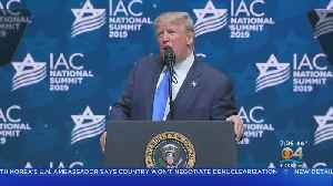 President Trump Speaks At 2 South Florida Events [Video]