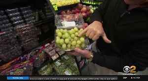 Tip Of The Day: Seedless Grapes [Video]
