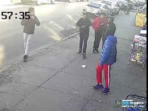 Police: 5 Teens Rob 13-Year-Old Of Phone, Groceries At Knifepoint In Brooklyn [Video]