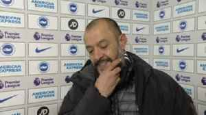 Nuno: We must not repeat mistakes [Video]