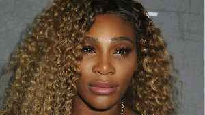 Serena Williams Names Her Ponytail 'Trixie' [Video]