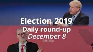 Election 2019: December 8 round-up [Video]