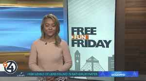 Free Fun Friday for December 6, 2019 [Video]