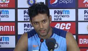 India vs West Indies : Will come back in next game, says Shivam Dube | Oneindia News [Video]