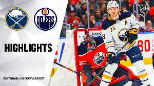 NHL Highlights   Sabres @ Oilers 12/08/19 [Video]