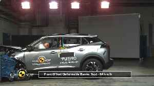 Peugeot 2008 - Crash & Safety Tests 2019 [Video]
