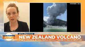 'We know that 23 people have been rescued': New Zealand journalist talks to Euronews [Video]