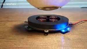Virginia man 3D prints impressive electromagnetic levitating baby Yoda crib [Video]