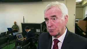 John McDonnell on tactical voting [Video]