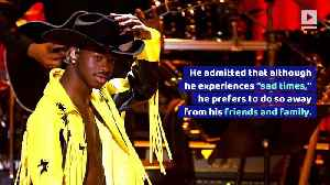 Lil Nas X Opens up About the Challenges of Fame [Video]