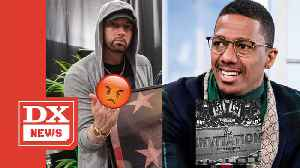 News video: Nick Cannon Calls Out Kim, Hailie & Alaina On Suge Knight-Led Eminem Diss Track 'The Invitation'