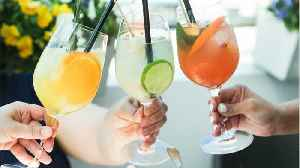 News video: The Sober Truth: Even Light Drinking Is Linked To Higher Cancer Risk