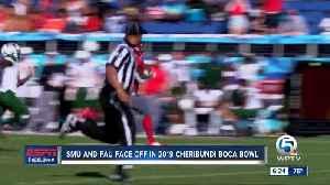 2019 Cheribundi Boca Raton Bowl matchup announced [Video]
