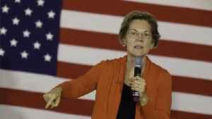 Elizabeth Warren releases information on past legal work [Video]