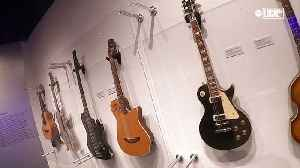 Check Out the Latin Music Exhibit at the Grammy Museum [Video]