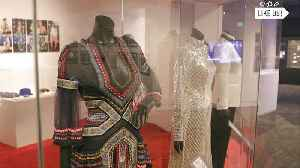 Explore the Grammy Museum Red Carpet Couture [Video]