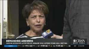 Town Hall Held On Queens Sewage Floods [Video]