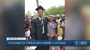 Classmates remember St. Petersburg sailor who was killed in Pensacola NAS shooting [Video]
