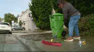 Residents Of San Francisco's West Portal Spend Day Cleaning Up After Flash Flood [Video]