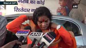 Nehru was the biggest rapist VHP Sadhvi Prachi on Rahul rape capital remark [Video]