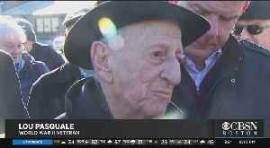 Lou Pasquale Square: World War II Veteran Honored With Street Dedication In Boston [Video]
