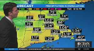 WBZ Evening Forecast For Dec. 8 [Video]
