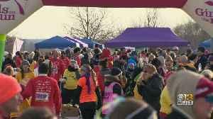 Girls On The Run 5K Works To Teach Girls Life Skills Beyond The Race Finish Line [Video]